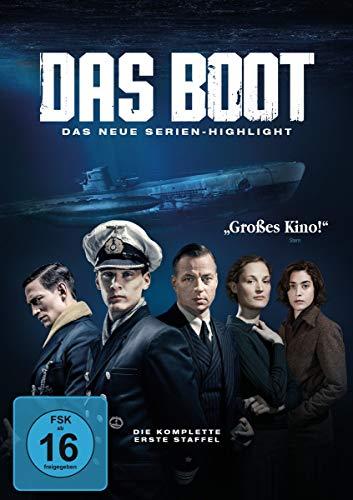 Das Boot - Staffel 1 (Serie) [3 DVDs]