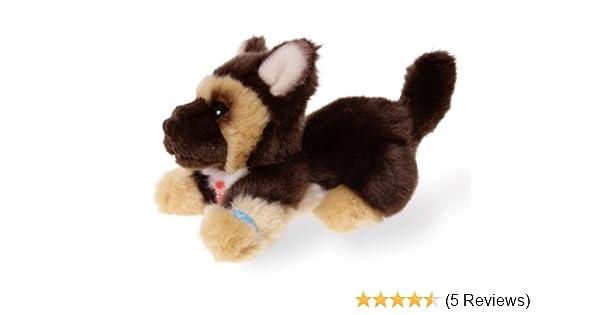 Pia Pia Club German Shepherd Laying Dog Plush Toy 17cm Kids Gift Soft Toy Plush