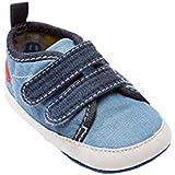 next Para Bebés Niños Zapatos Zapatillas De Tela Cierre (Niño Pequeño)