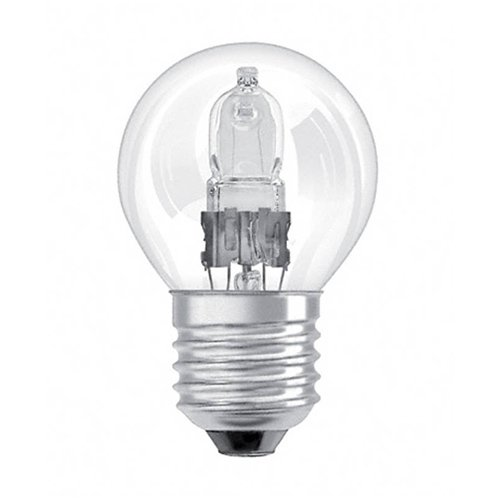 Price comparison product image Osram Halogen Bulb ECO P ball clear lamp E14 28 W EEK: D