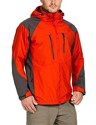 Jack Wolfskin Herren Wetterschutzjacke Jasper Jacket von Jack Wolfskin auf Outdoor Shop