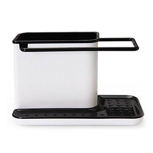 6 Stück Spa Satz (Zantec Multifunktional Fashion Küche Badezimmer Entwässerung Racks Creative Aufbewahrung Halterungen & Racks)