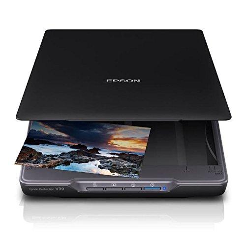 Epson Perfection V39 Flachbettscanner B11B232401 A4/Cis/USB 2.0