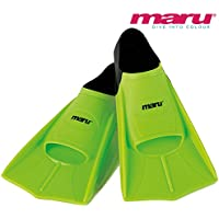 Maru Training Fins for Swimming (Adult and Kids Sizes)