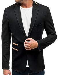 BOLF Herren Sakko Elegant Blazer Anzug Business 4D4 MIX