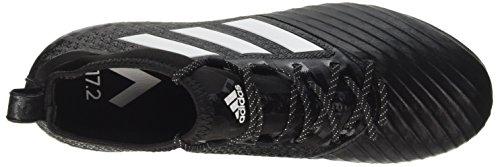 adidas Ace 17.2 Primemesh, Chaussures de Futsal Homme, Red/FT Noir (Core Black/ftwr White/core Black)