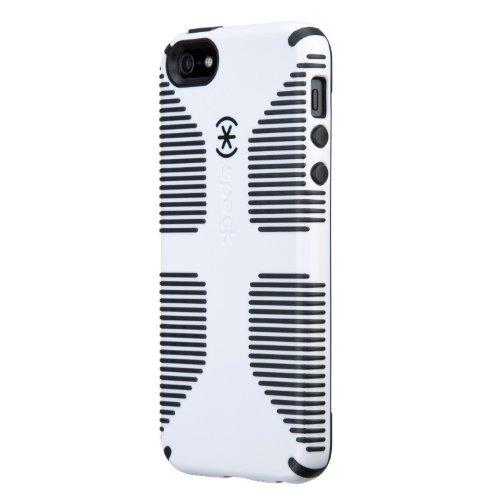 yShell Case Grip für Apple iPhone 5 weiß/schwarz ()