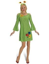 Sonnenblume Blumenwiese Kostüm für Damen