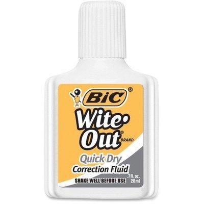 wite-out-quick-dry-correttore-liquido-20-ml-colore-bianco-confezione-da-12-bic-catalogo-carta-catego