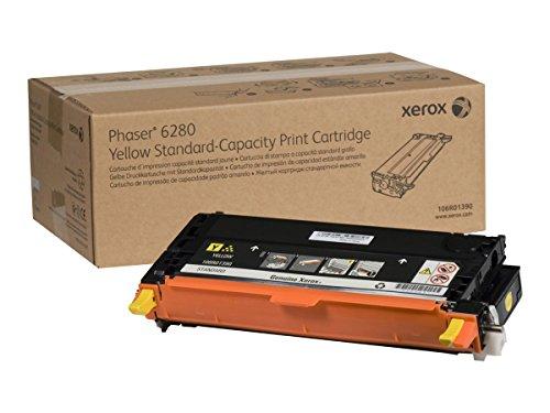 Xerox 106R01390 Phaser 6280 Tonerkartusche 2.2K, gelb (Gelb Phaser)