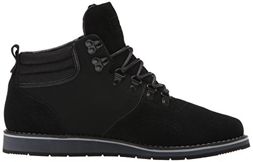 Etnies - Polarise 570 Black/Grey Sneaker Skateschuh Herren Damen Schuhe Futter Scott Stevens Black/Grey