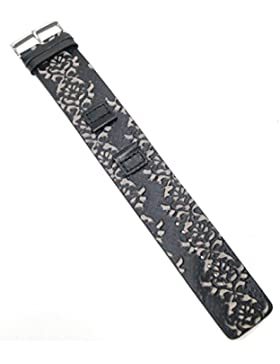 Fossil Uhrband LB-JR1009 Original Lederband JR 1009