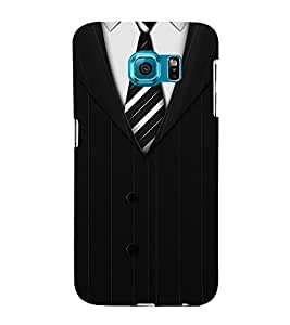ifasho Designer Phone Back Case Cover Samsung Galaxy S6 G920I :: Samsung Galaxy S6 G9200 G9208 G9208/Ss G9209 G920A G920F G920Fd G920S G920T ( Fighter Man Macho Look Style )