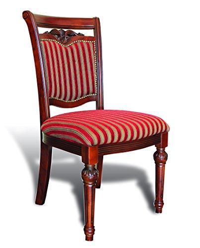 Chaise – Style Antique   baroque   Lauscha   Louis XV/XVI   classique   fabriqué à la main   bois massif