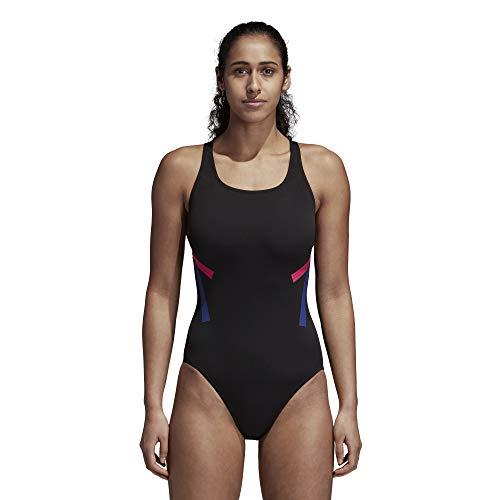 adidas Performance Damen Schwimmanzug schwarz 40