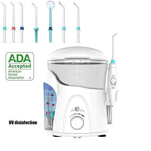 Irrigador bucal dental Profesional Flosser agua Esterilización