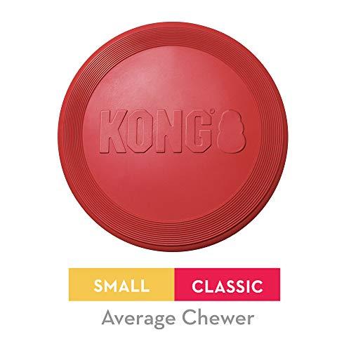 KONG - Ball with Hole - Gioco da riporto in gomma resistente - Taglia media/grande