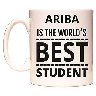ARIBA is The World's Best Student Mug by WeDoMugs®