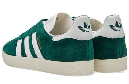 adidas Gazelle, Baskets Basses Mixte Adulte green