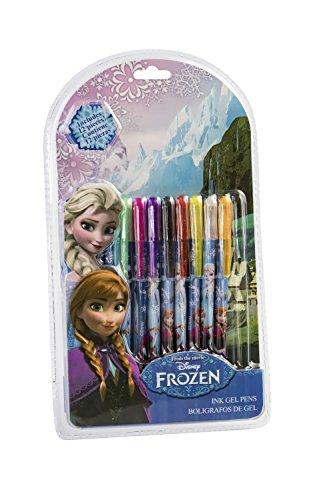 Kids Licensing wd16912–12Pennarelli Gel–Frozen