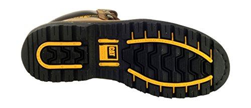 Caterpillar Holton Sb, Bottes de Sécurité Homme brown