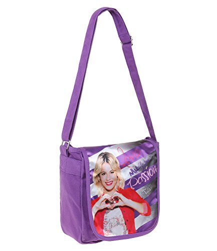 Disney Violetta Mädchen Umhängetasche - lila Lila