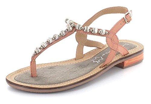 Q Chaussures de sandl. bis30GL. B. ABS Multicolore - Rose