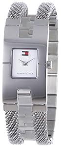 Reloj de mujer Tommy Hilfiger 1780069 de cuarzo, correa de acero inoxidable color plata de Tommy Hilfiger