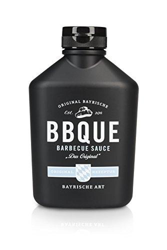 "BBQUE Bayrische Barbecue Sauce ""Das Original"""