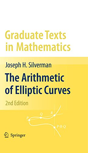 The Arithmetic of Elliptic Curves (Graduate Texts in Mathematics Book 106) (English Edition)