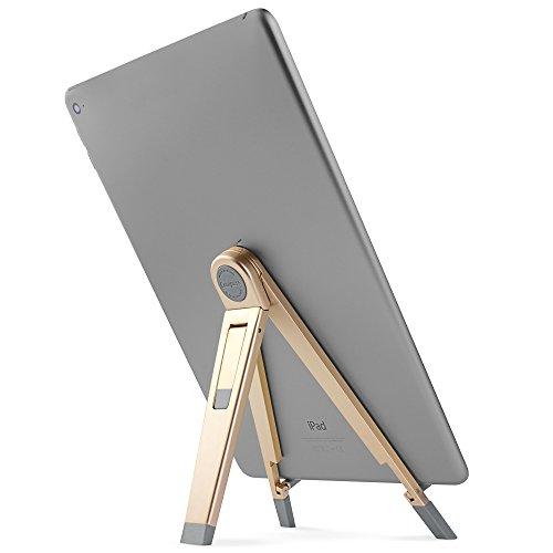 Twelve South 12-1617 Compass 2 Stahl Ständer für Tablet gold Ipad Mini Folding Stand