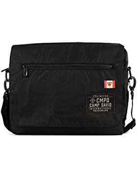 Camp David Clifton Messenger 40 cm Laptopfach
