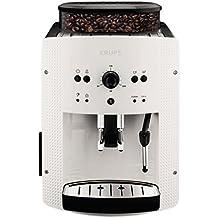 Krups EA810570 - Cafetera automática (15 bares de presión, 3 niveles de intensidad de café, cantidad ajustable de 20 ml a 220 ml, programa automático de limpieza, molinillo integrado)