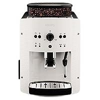Krups EA 8105 Kaffeevollautomat Weiß