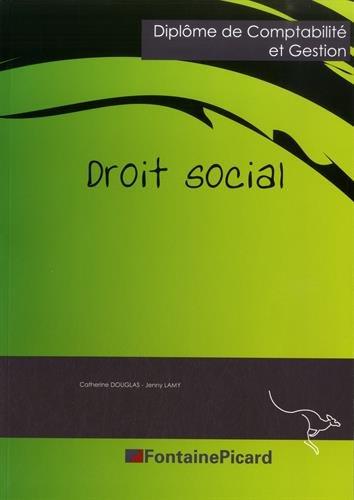 Droit social DCG