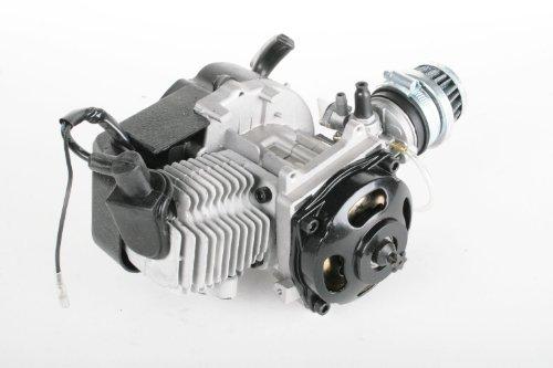 Pocketbike Motor 49cc mit Vergaser 3,5PS Pocket Bike Mni Atv Mini Quad Kinderquad