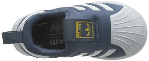 Adidas - Adidas Superstar 360 I Chaussures de Sport Enfant Slip On Gris