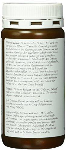 Sanct Bernhard Grüntee-120 Kapseln, 1er Pack (1 x 69 g)