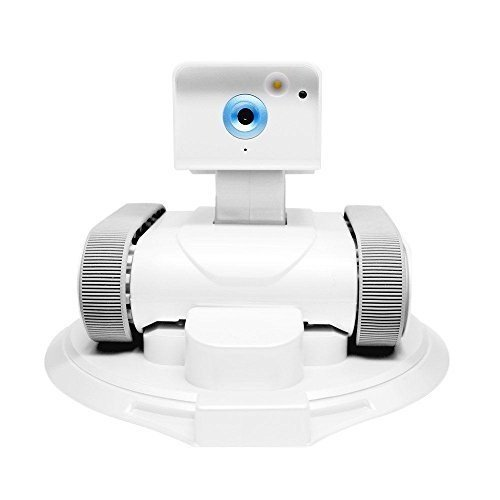 appbot Riley Robot Connected with Security Camera