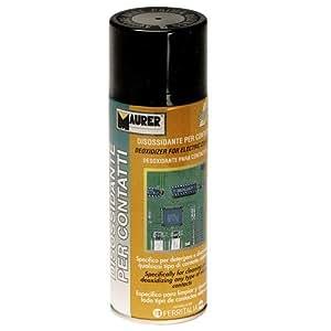 Spray Maurer Antioxido Desoxidante Contactos Eléctricos 300 ml.