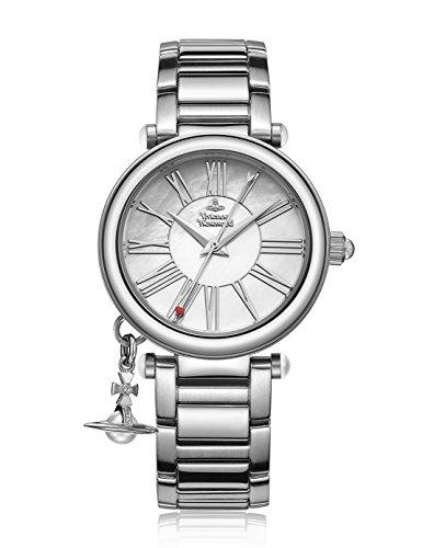 Vivienne Westwood Reloj Mujer de Analogico con Correa en Metal VV006PSLSL