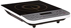 (Certified REFURBISHED) Philips Viva Collection HD4928/01 2100-Watt Induction Cooktop (Black)