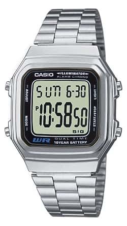 Casio Collection Unisex-Armbanduhr A178WEA 1AES
