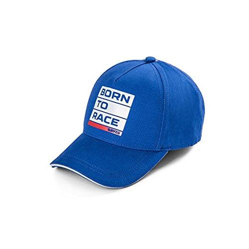 Skoda Original RS Baseballcap Kinder Cap Mütze blau Born-to-Race