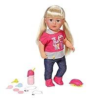 Zapf 4001167820704 Puppe, mehrfarbig