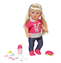 Zapf-Set Baby Born Sister Doll, Colore Multi, 820704