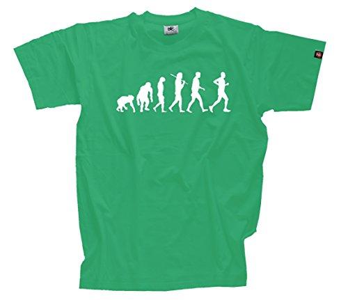 T-Shirt Kelly S Jogger I Joggen Jogging Laufen Fitness Diät Evolution