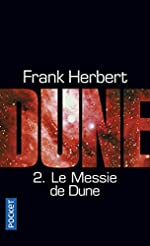 Dune, tome 2 - Le messie de dune de Frank HERBERT
