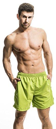 Zagano maillot de bain homme 5013 Vert