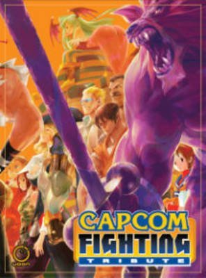 [(Capcom Fighting Tribute)] [By (artist) Corey Lewis ] published on (September, 2015)